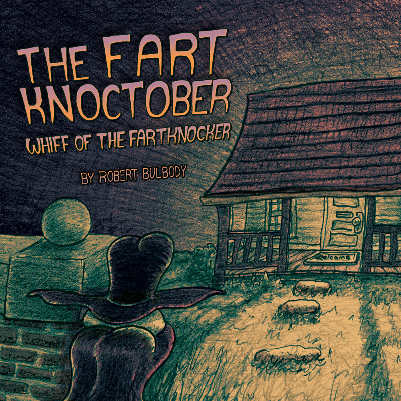The Fart Knoctober Book Cover